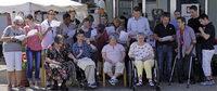 Die Behinderten-Wohngemeinschaft Haus March feiert 20-j�hriges Bestehen