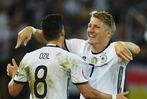 Fotos: Deutschland besiegt Ukraine mit 2:0