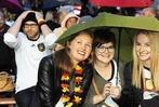 Fotos: Deutschland-Ukraine auf dem Emmendinger Schlossplatz