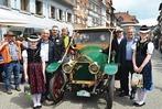 Fotos: Städtlifescht mit Oldtimern in Elzach