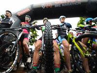 Mekka f�r Mountainbiker: Ultra Bike Marathon dem Rekord nahe