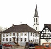 Wird das Rathaus nun doch nicht grau gestrichen?