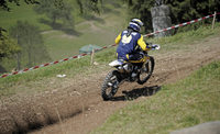Motocross steht bevor