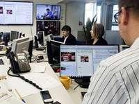 Wie ein typischer Tag im Newsroom der BZ aussieht