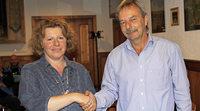Ulrike Richter ist jetzt neue Gemeinder�tin