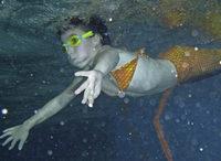 Wie eine echte Meerjungfrau