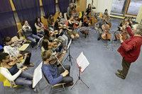Werke des Barocks. Mit der Freiburger Jugendphilharmonie in Hinterzarten
