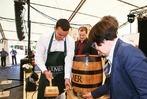 Fotos: Er�ffnung der Friesenheimer 1000-Jahr-Feier und Benefizlauf