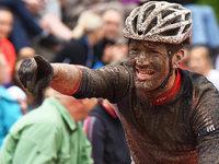 Ultra-Bike-Marathon: Regen? Schlammschlacht? Na und!