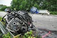 Appenweier: 46-Jähriger stirbt nach Unfall mit Lkw