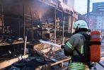 Fotos: Feuerwehr löscht Brand in Freiburger Modellbauladen