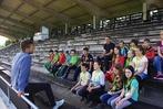 Zisch Aktionstag in der Freiburger Fußballschule