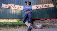Martin Wangler macht als Fidelius Waldvogel Halt in 20 Orten im S�dschwarzwald