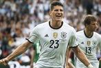 Fotos: Deutschland besiegt Nordirland 1:0