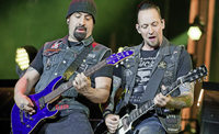 Volbeat beim Festival des Artefacts