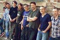 Showband aus TV Total pr�sentiert ihr neues Album in der Stadthalle