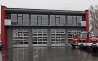Freiburger Feuerwehrhock mit Stimmung