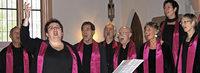 Gospelkonzert sorgt f�r Sommerlaune