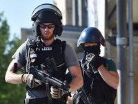 Polizei erschie�t bewaffneten Mann in Viernheimer Kino