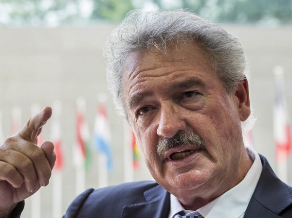 """Luxemburgs Außenminister Jean Asselborn hat sich für eine schnelle und """"zivilisierte Scheidung"""" der EU von Großbritannien ausgesprochen."""