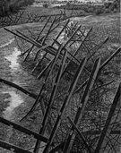 Robert Schneiders Verdun-Ausstellung noch bis Sonntag, 3. Juli, im Schloss Bonndorf zu sehen