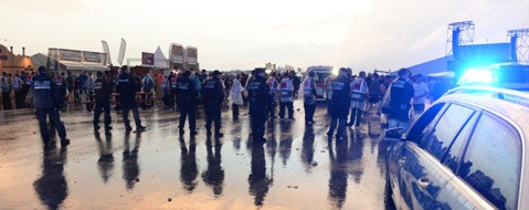 Unwetter: Southside-Festival abgebrochen - 25 Verletzte