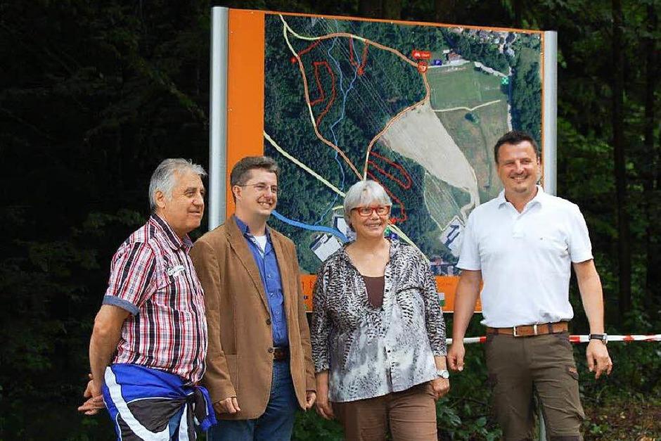 Der Spaß an der Bewegung stand am Wochenende in Niederhof bei der Murgtal-Trophy im Vordergrund.