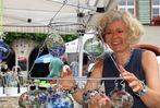 Fotos: Viele G�ste besuchten den Vogtsburger K�nstlermarkt