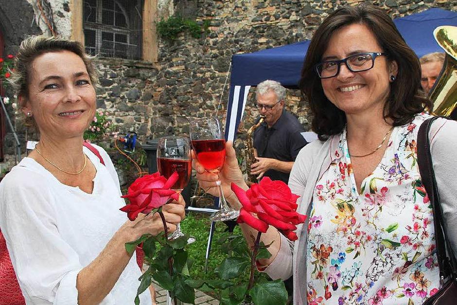 Impressionen vom Vogtsburger Kunsthandwerkermarkt (Foto: Herbert Trogus)