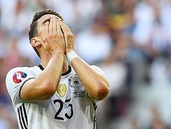 Liveticker zum Nachlesen: Deutschland - Slowakei 3:0