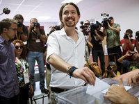 Wahlergebnis in Spanien erm�glicht neue, linke Regierung