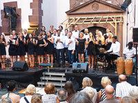 15 Ch�re: Freiburgs erste Chornacht war ein voller Erfolg