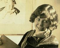 Sigrid Faltin referiert �ber die Gr�ndungsdirektorin des Guggenheim Museums in New York im Rebay-Haus in Teningen