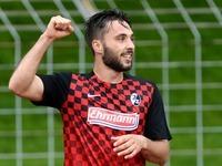 Leihe: Fabian Schleusener vom SC Freiburg zum FSV Frankfurt