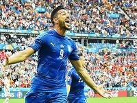 Italien schl�gt Spanien und trifft am Samstag auf Deutschland