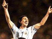 Messi will nicht mehr f�r Argentinien spielen