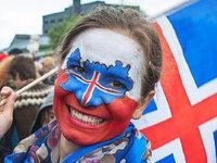 Fotos: So erlebt Island den EM-Sieg gegen England