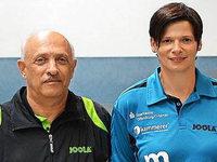 Petra Heuberger �bernimmt von Pavel Levine das Traineramt