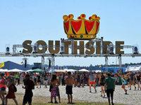 Fotos: Das Southside-Festival 2016 vor und nach dem Unwetter