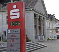 Trotz Turbulenzen schloss die Sparkasse Markgr�flerland mit ausgezeichneten Zahlen ab