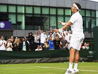 Willis: �berraschender Herausforderer von Federer