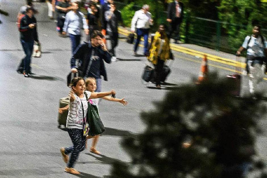 Ein Anschlag auf den Istanbuler Atatürk-Flughafen erschüttert die Türkei. (Foto: AFP)