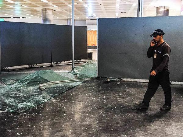 Ein Anschlag auf den Istanbuler Atatürk-Flughafen erschüttert die Türkei.