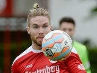 Bryan Gaul verl�sst Bahlingen Richtung Offenbacher Kickers