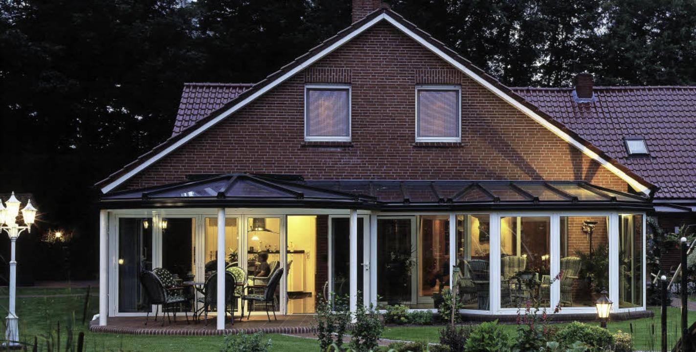planung eines wintergartens ist vor allem in energetischer hinsicht nicht ganz einfach haus. Black Bedroom Furniture Sets. Home Design Ideas