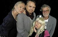 """Das Ensemble M�ller & Mushal & Eber & Tschopp f�hrt """"Strindberg in Hollywood"""" in Waldshut auf"""