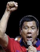 Der neue philippinische Pr�sident Rodrigo Duterte ist ein gef�hrlicher Dampfplauderer