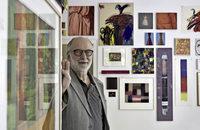 Albert Baumgarten spricht �ber das 40-j�hrige Bestehen seiner Freiburger Galerie