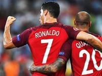 Portugal im EM-Halbfinale: Sieg im Elfmeterschie�en