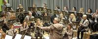 Mit dem Musikverein Untermettingen in H�chenschwand
